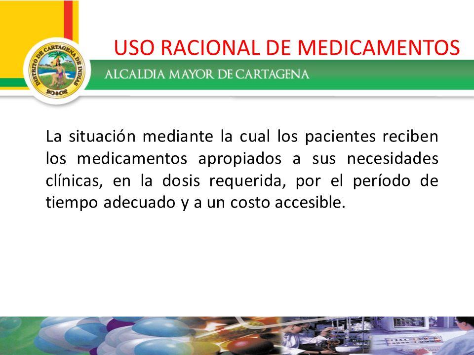 OBLIGACIONES DEL DISPENSADOR: Verificar y controlar que los medicamentos dispensados correspondan a los prescritos.