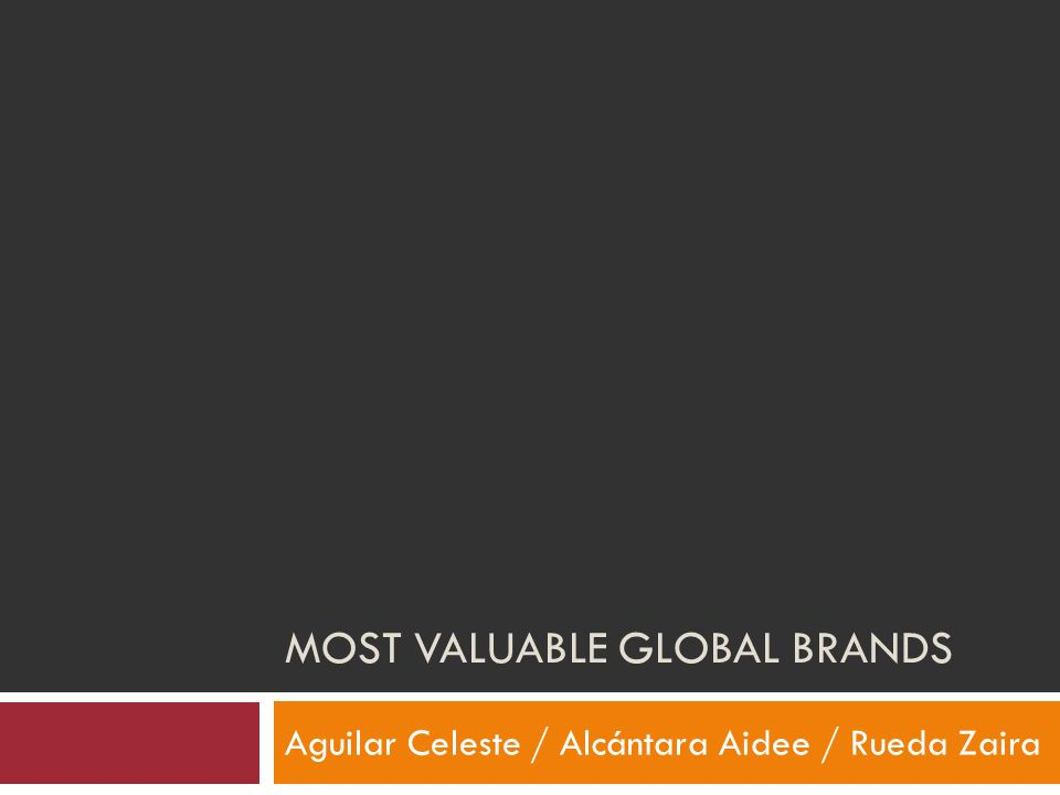Categorías Apparel Beer Cars Fast food Financial institutions Insurance Luxury Oil & gas Personal care Retail Soft drinks Technology Telecom