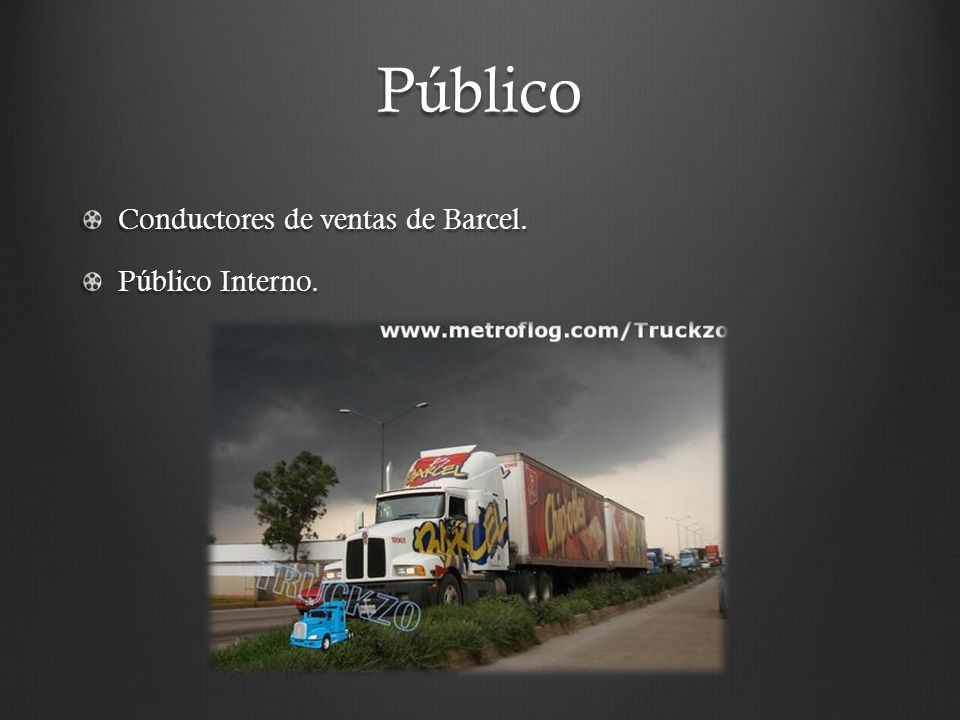 Objetivos Mejorar la calidad en los procesos de seguridad de los conductores de Barcel.