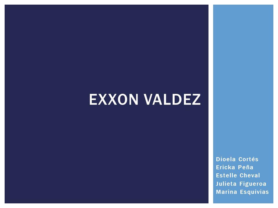 El petrolero Exxon Valdez derramó su carga causando un enorme daño.