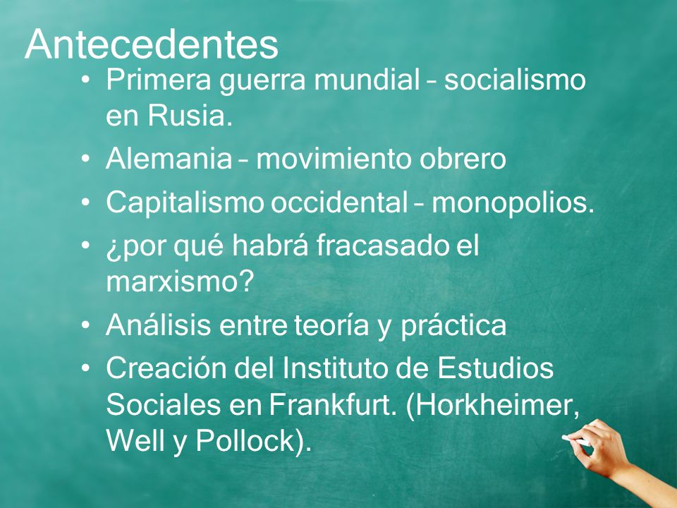 Antecedentes Primera guerra mundial – socialismo en Rusia. Alemania – movimiento obrero Capitalismo occidental – monopolios. ¿por qué habrá fracasado