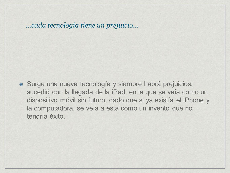 El cambio tecnológico no es aditivo, es ecológico.