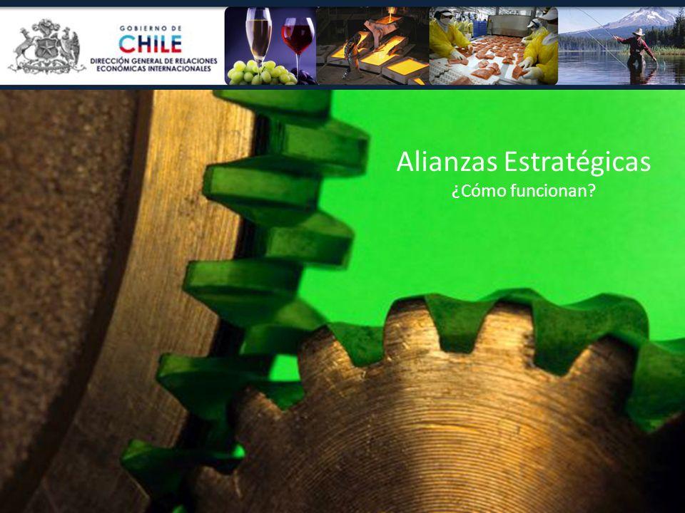 Alianzas Estratégicas ¿Cómo funcionan?