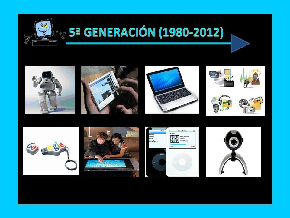 Se incorporaron dispositivos como el pen drive, Ipod, Mp3, Mp4, Web Cam, Auriculares, pantallas táctiles, entre otros. Mayor velocidad en los micropro