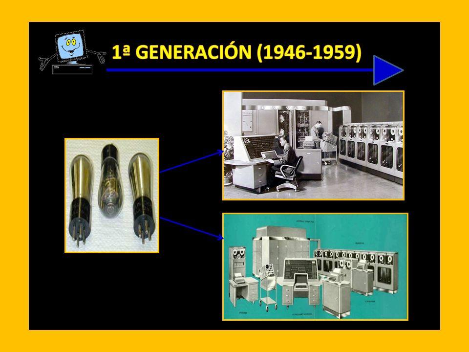 Eckert y Mauchly contribuyeron al desarrollo de computadoras de la 1era Generación formando una compañía privada y construyendo UNIVAC I (Universal Au