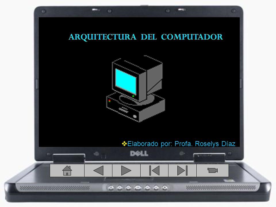 Software Hardware Unidad central Periféricos de entrada Periféricos de almacenamiento Periféricos de salida