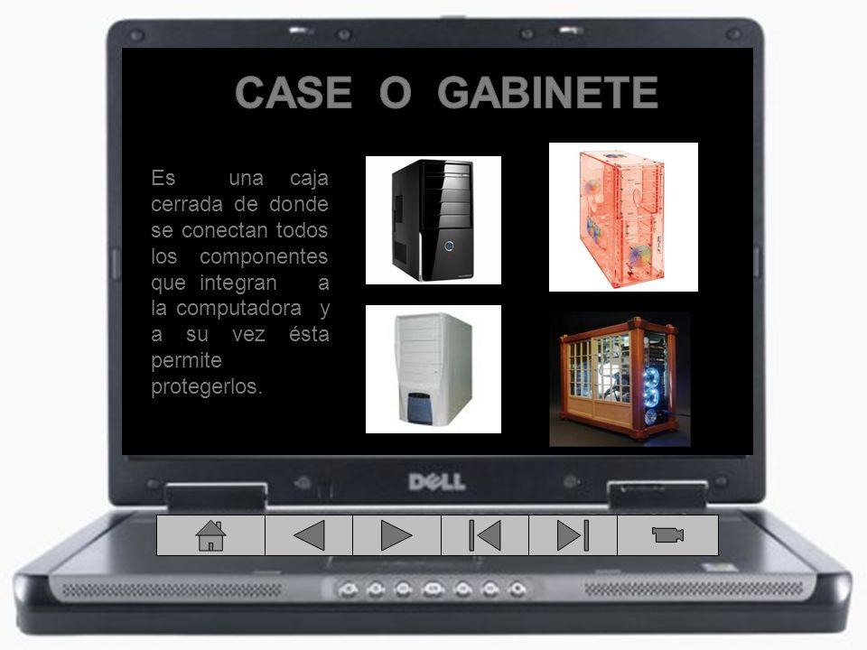 DISPOSITIVOS DE ALMACENAMIENTO Monitor Cornetas Impresora Fax PERIFÉRICOS DE SALIDA