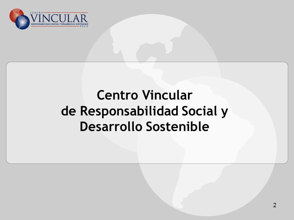 2 Centro Vincular de Responsabilidad Social y Desarrollo Sostenible