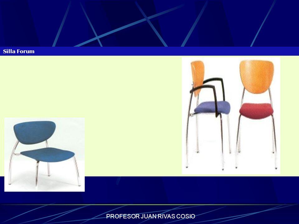 PROFESOR JUAN RIVAS COSIO Silla Forum