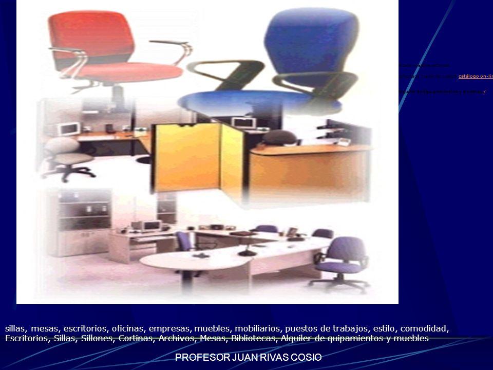 PROFESOR JUAN RIVAS COSIO DISEÑO GC representante de las primeras marcas del país. Tenemos una continua incorporación de productos. y ofrecemos Garant
