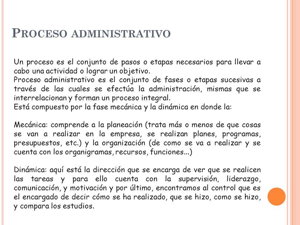 La previsión administrativa descansa en una certeza moral o probabilidad seria.