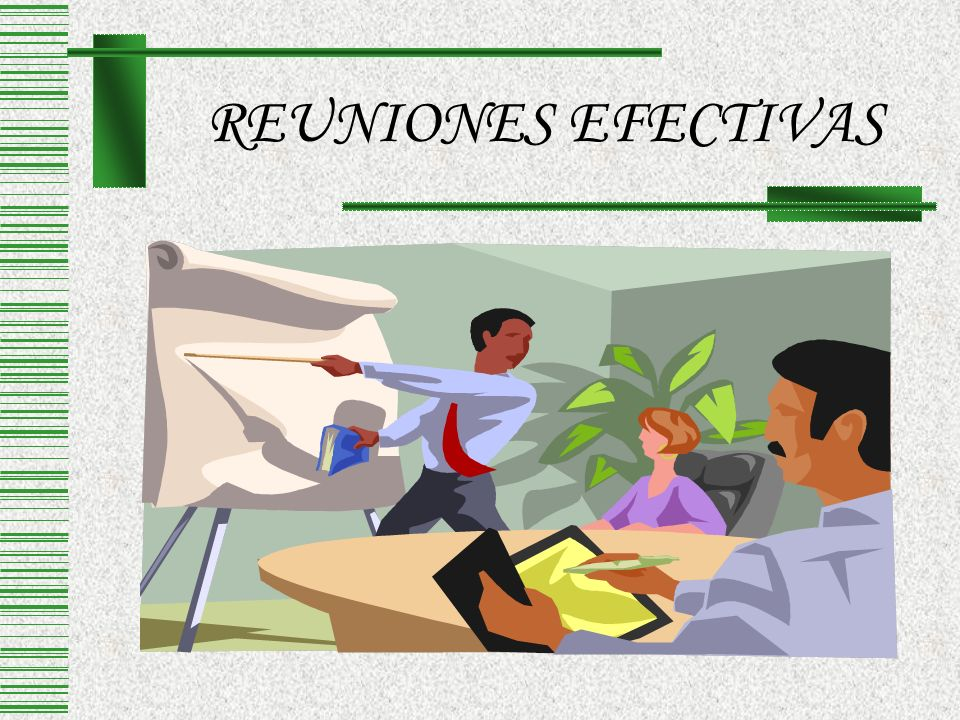 Las Fases De Una Reunión A) El análisis y estudio de su necesidad 1.° ¿Es necesaria la reunión.