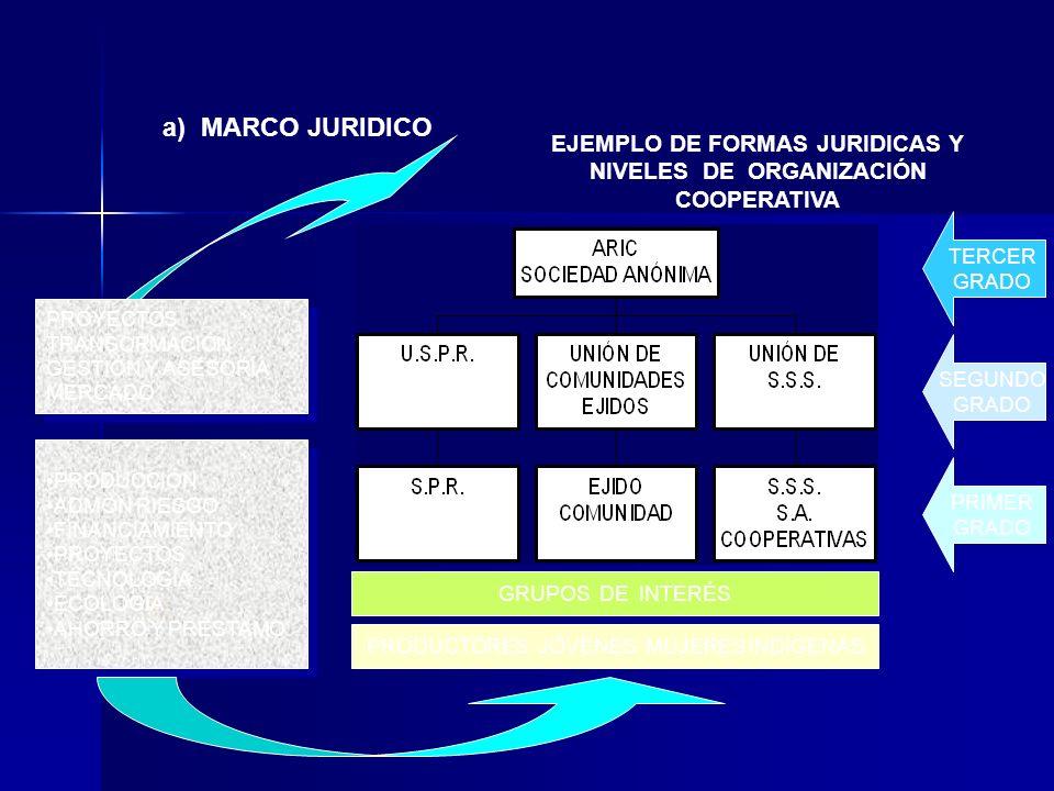 PRIMER GRADO SEGUNDO GRADO TERCER GRADO PRODUCCIÓN ADMON RIESGO FINANCIAMIENTO PROYECTOS TECNOLOGÍA ECOLOGÍA AHORRO Y PRÉSTAMO PRODUCCIÓN ADMON RIESGO