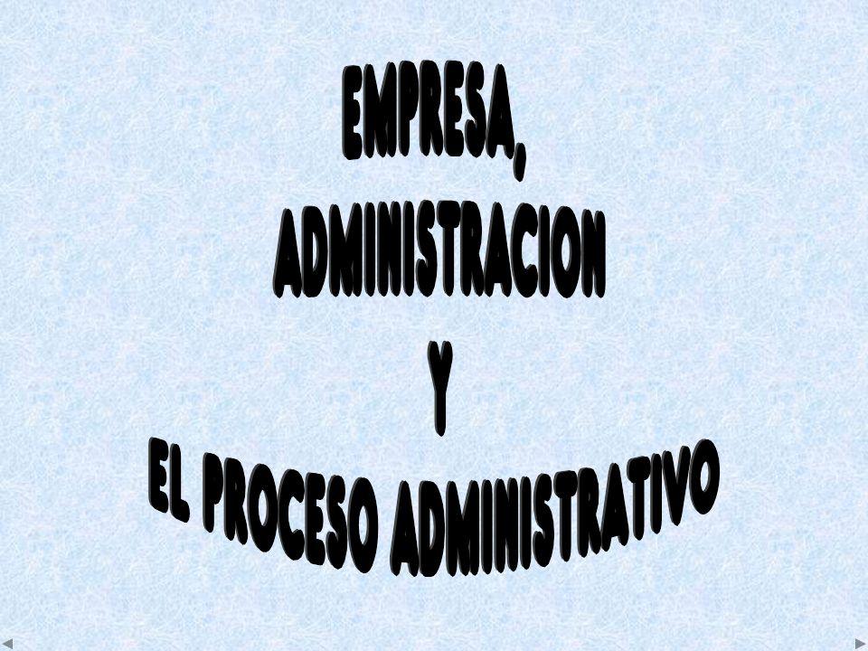 RETROALIMENTACION Es importante en el proceso de control, ya que a través de la retroalimentación, la información obtenida se ajusta al sistema administrativo al correr el tiempo.