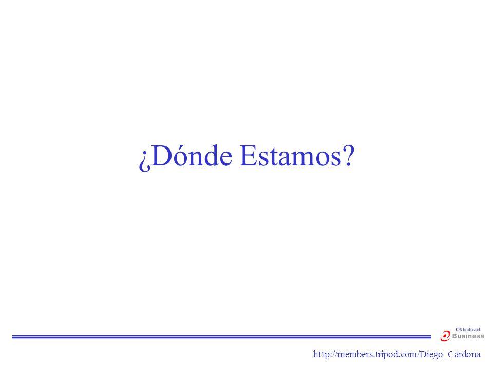 http://members.tripod.com/Diego_Cardona ¿Dónde Estamos?