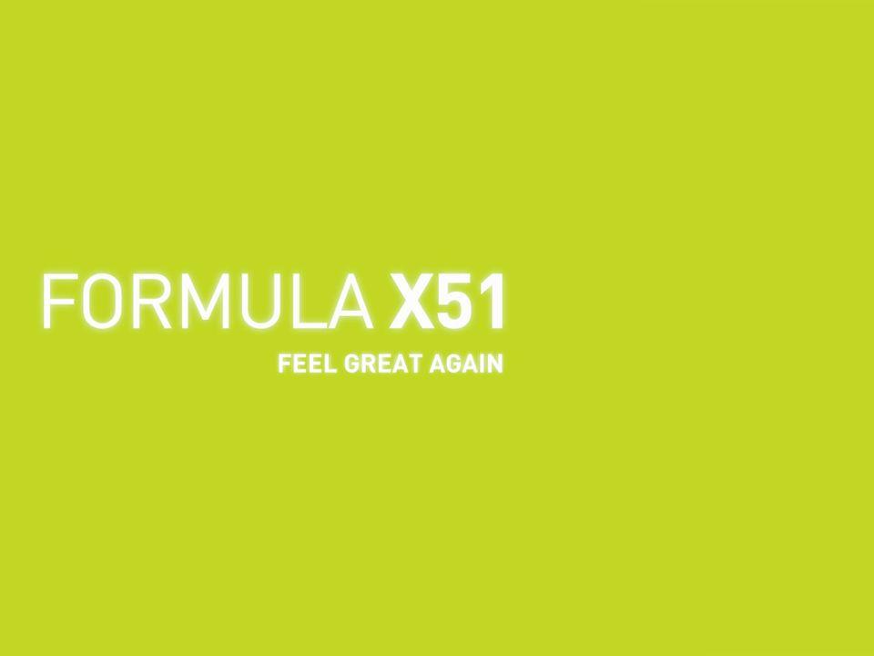 La Oportunidad FORMULA X51 –CREADOR DE CATEGORÍA –EXCLUSIVO A XANGO –FORMULA REGISTRADA –BASADO EN LA CIENCIA –4 PATENTES –EXCLUSIVIDAD CON SHAWN TALBOTT