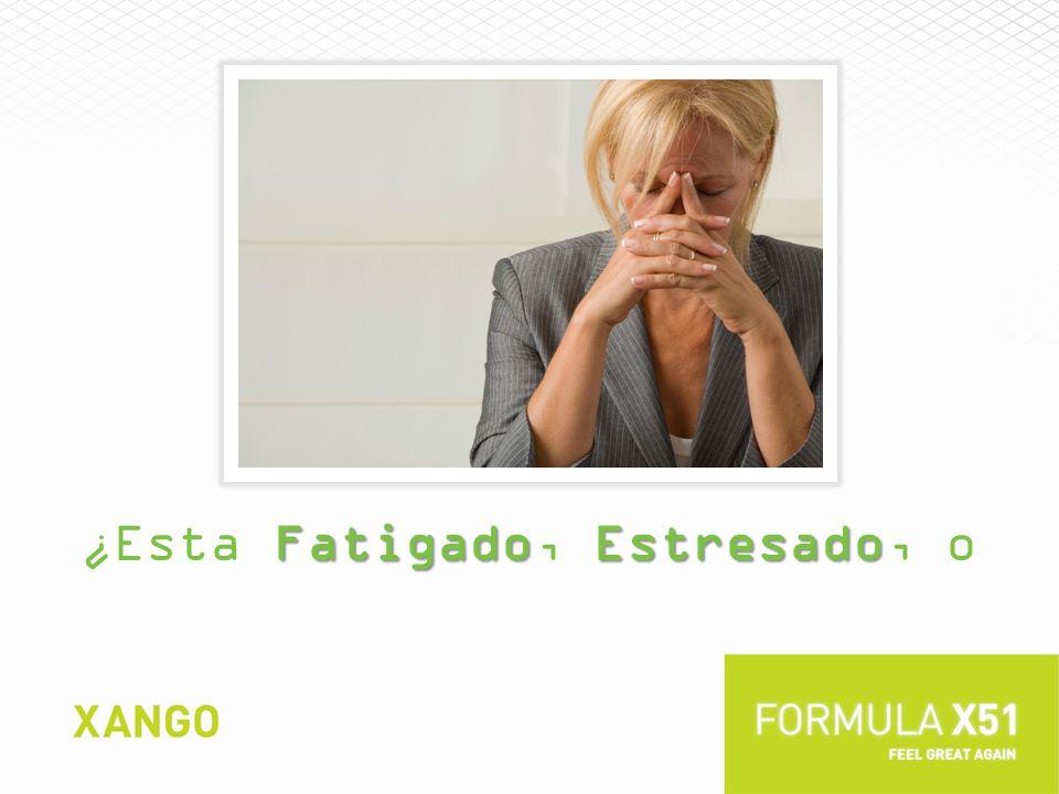 ¿Esta Fatigado Fatigado, Estresado Estresado, o Deprimido Deprimido?