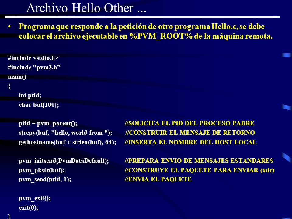 Archivo Hello Other...