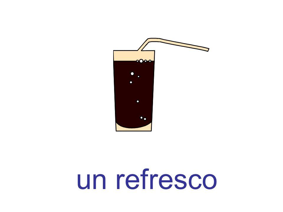 un refresco