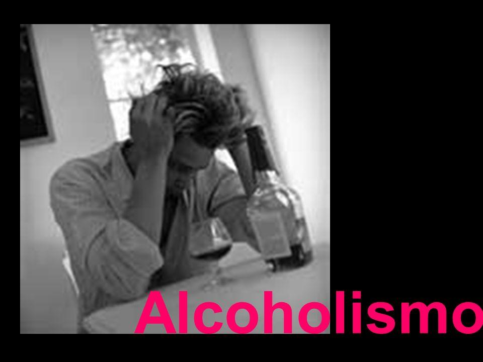 ¿Qué es el alcoholismo.