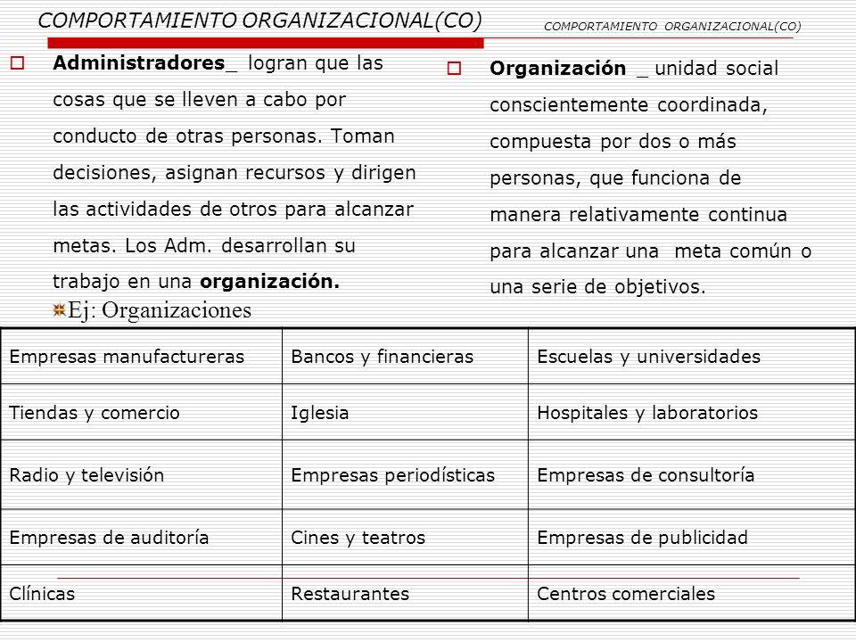 Diversas eras de la organización_ los cambios y las transformaciones son constantes.