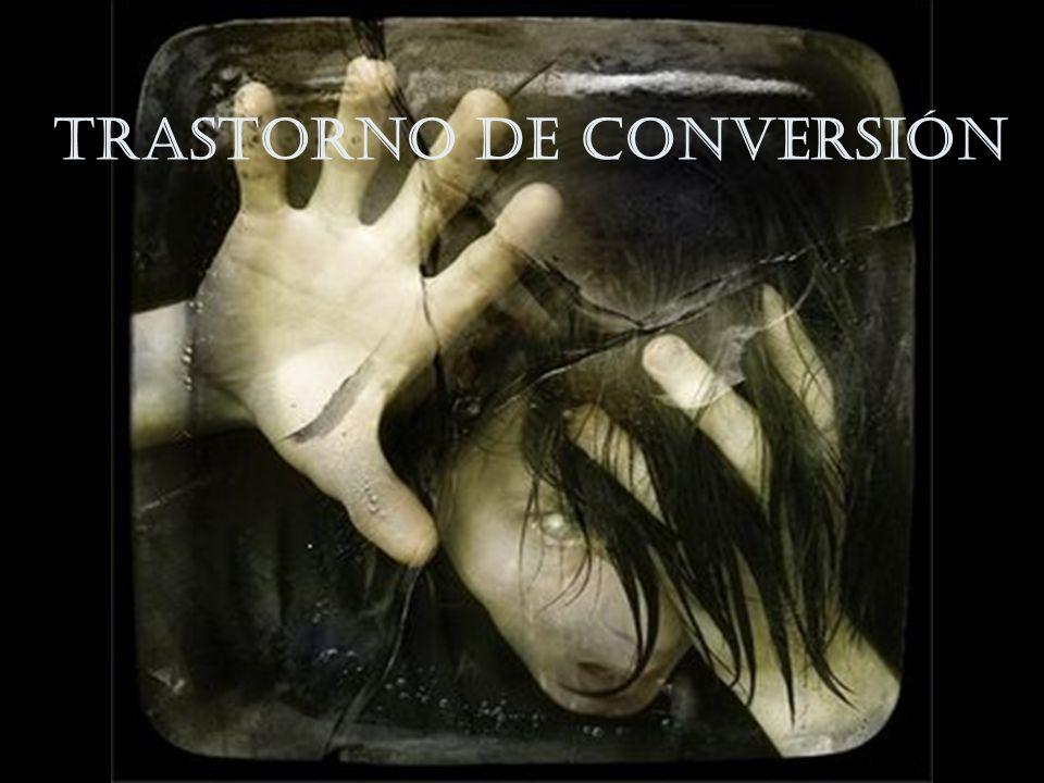 Trastorno de conversión