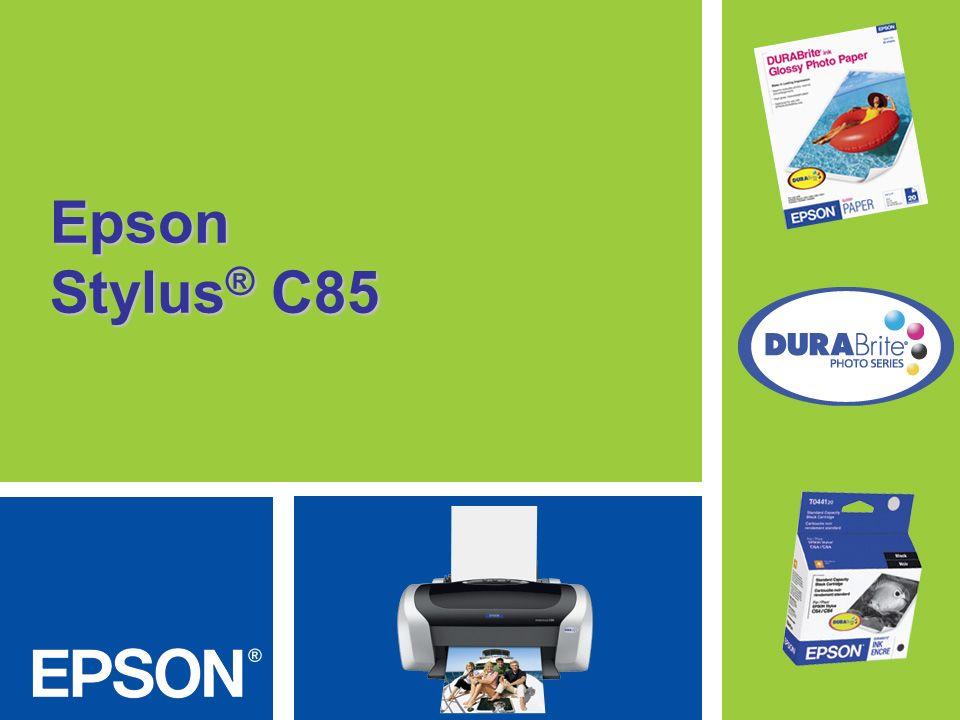 Epson Stylus ® C85