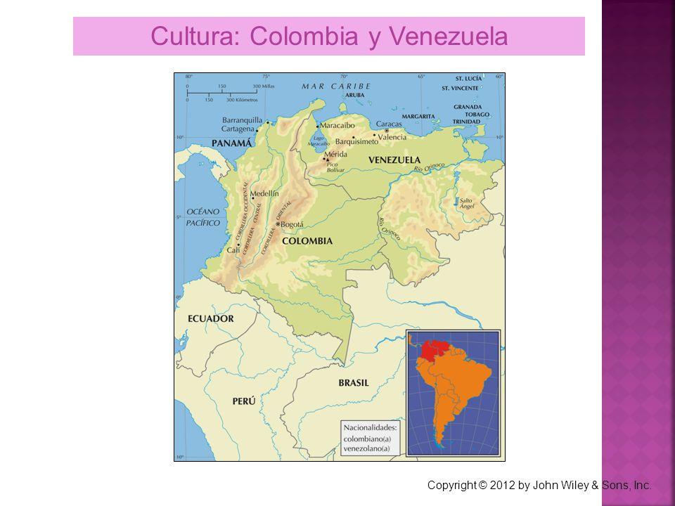 Cultura: Colombia y Venezuela