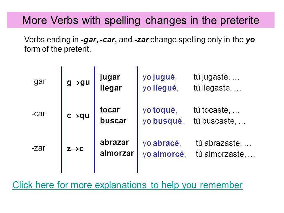 Práctica: Preterit of regular verbs and ser/ir Completa lo siguiente con la forma correcta en el pretérito del verbo entre paréntesis.