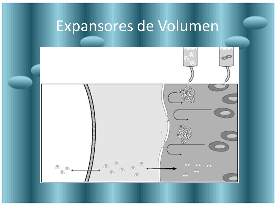 Expansores de Volumen