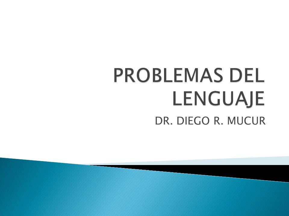 Los trastornos del lenguaje son una patología relativamente frecuente.