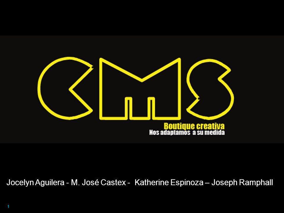 11 Jocelyn Aguilera - M. José Castex - Katherine Espinoza – Joseph Ramphall