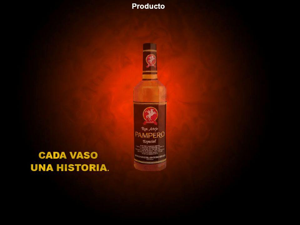 Definición del producto El Ron Pampero, es un ron hecho en Venezuela, se sirve en botella de 70cl y se vende como ron añejo.
