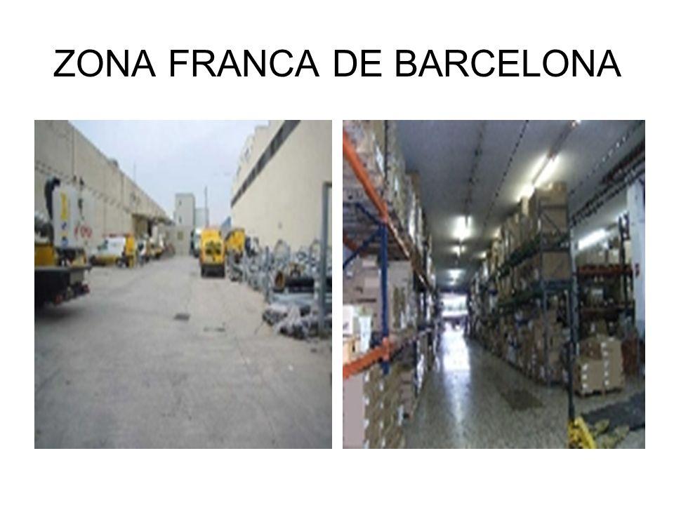 ZONA FRANCA DE BARCELONA