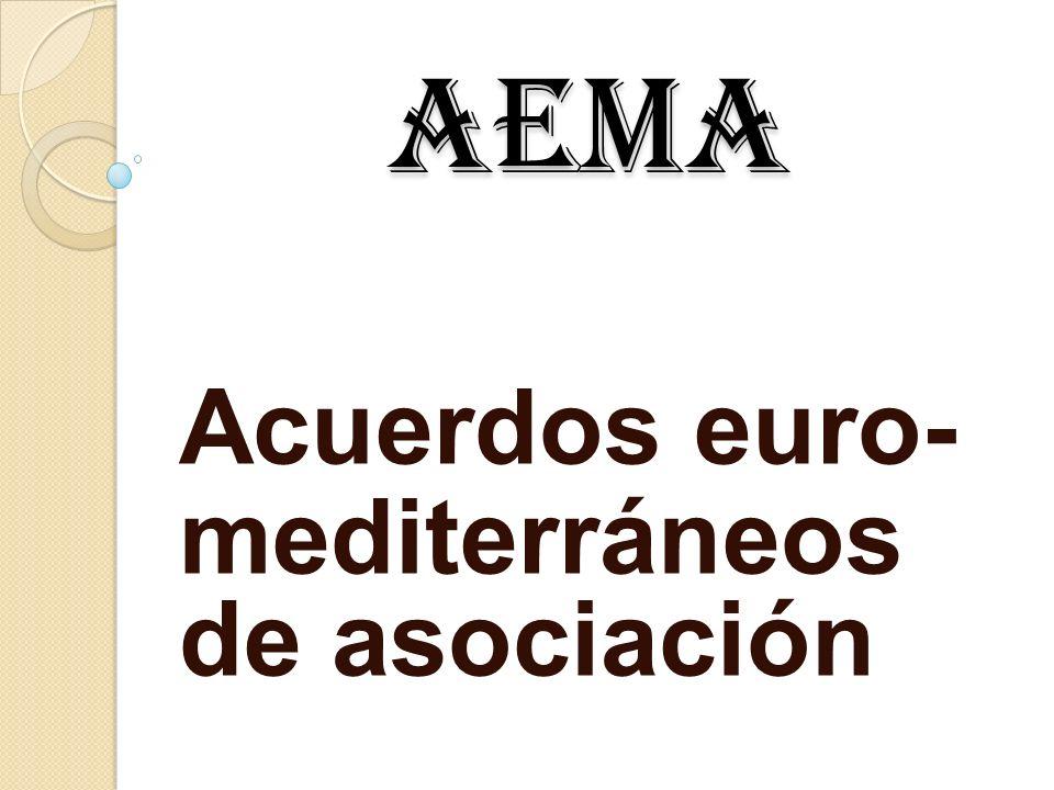 ¿ QUÉ ES? Acuerdos Cooperación Ámbitos económico, social y cultural