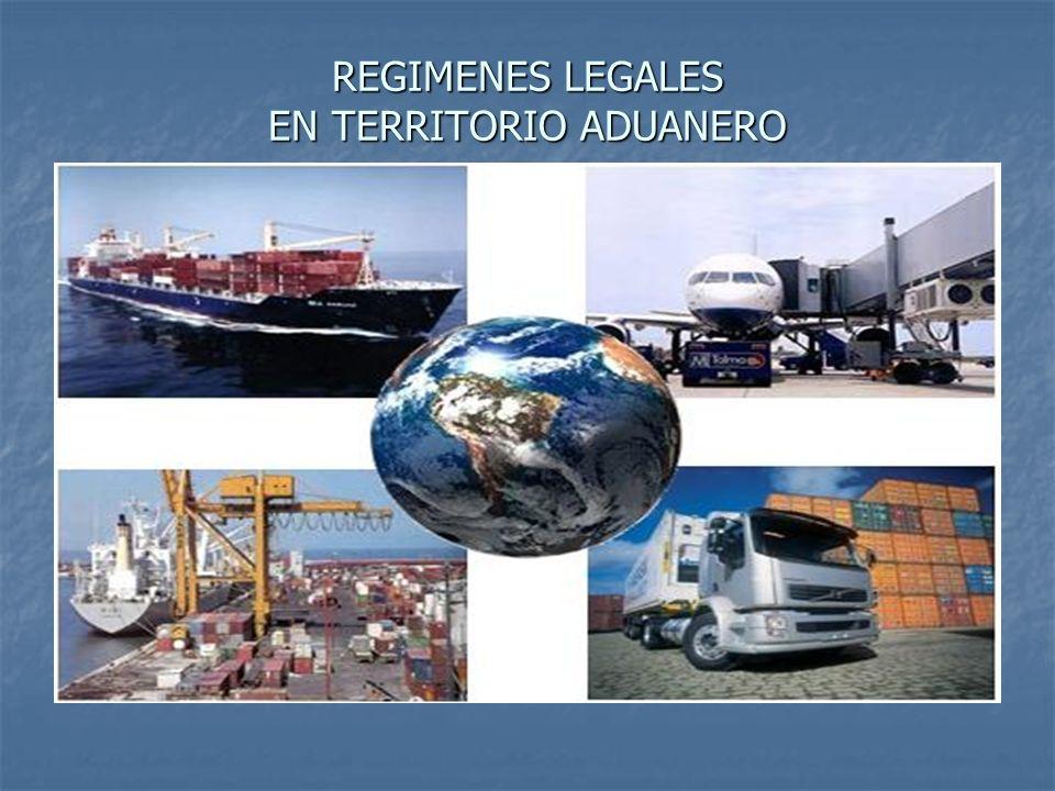 REGIMENES ADMINISTRATIVOS El comercio exterior se rige por el principio de libertad comercial y sólo algunas mercancías están sometidas a vigilancia previa.