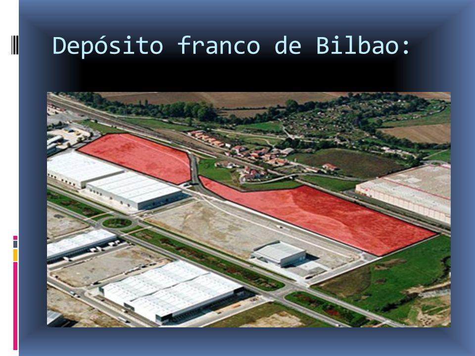 Depósito franco de Bilbao: