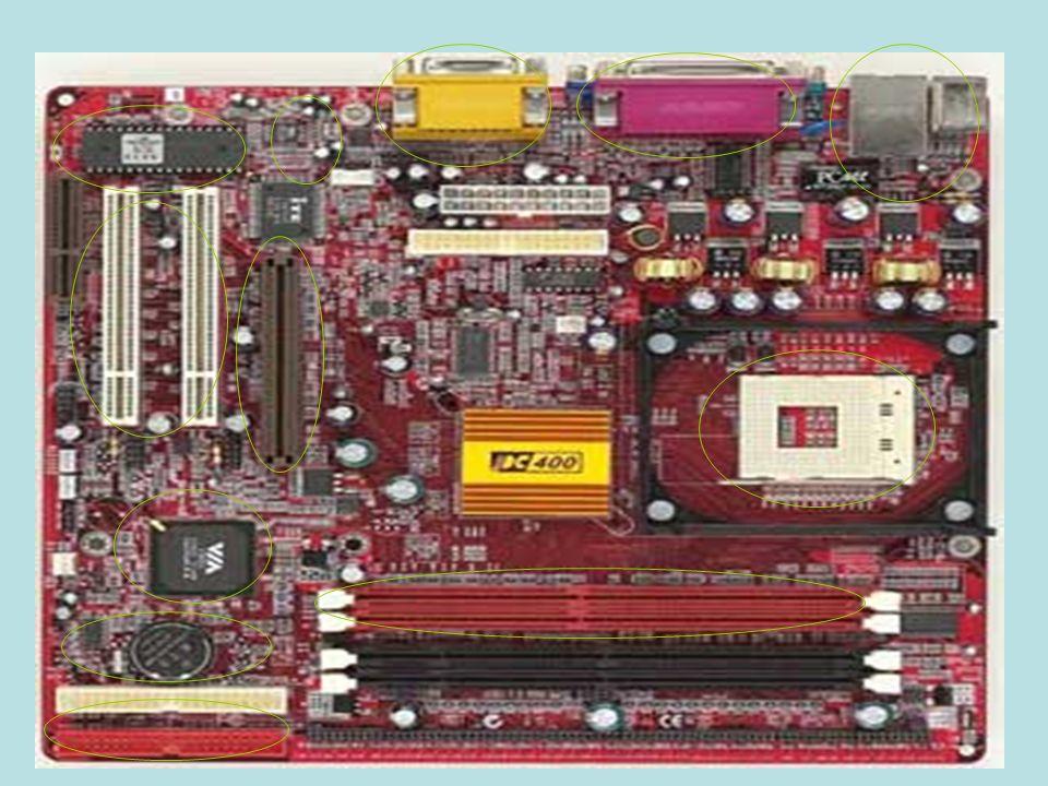 Microprocesador El microprocesador es un circuito integrado, es decir, una pastilla pequeña de material semiconductor, que contiene algunos o todos los elementos hardware, y el de CPU, que es un concepto lógico.