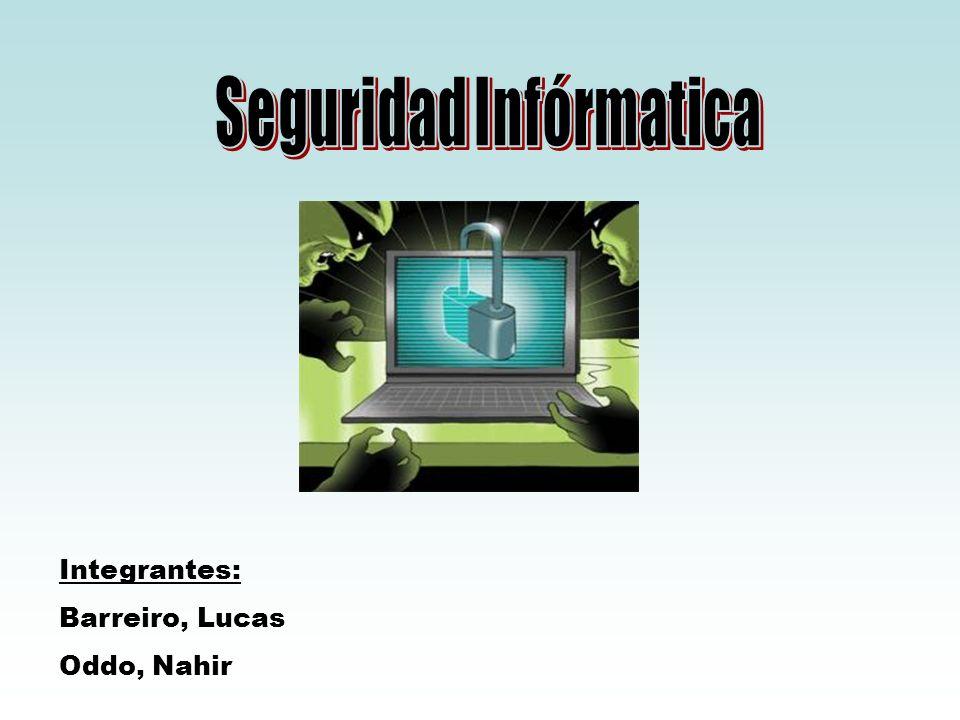 Integrantes: Barreiro, Lucas Oddo, Nahir