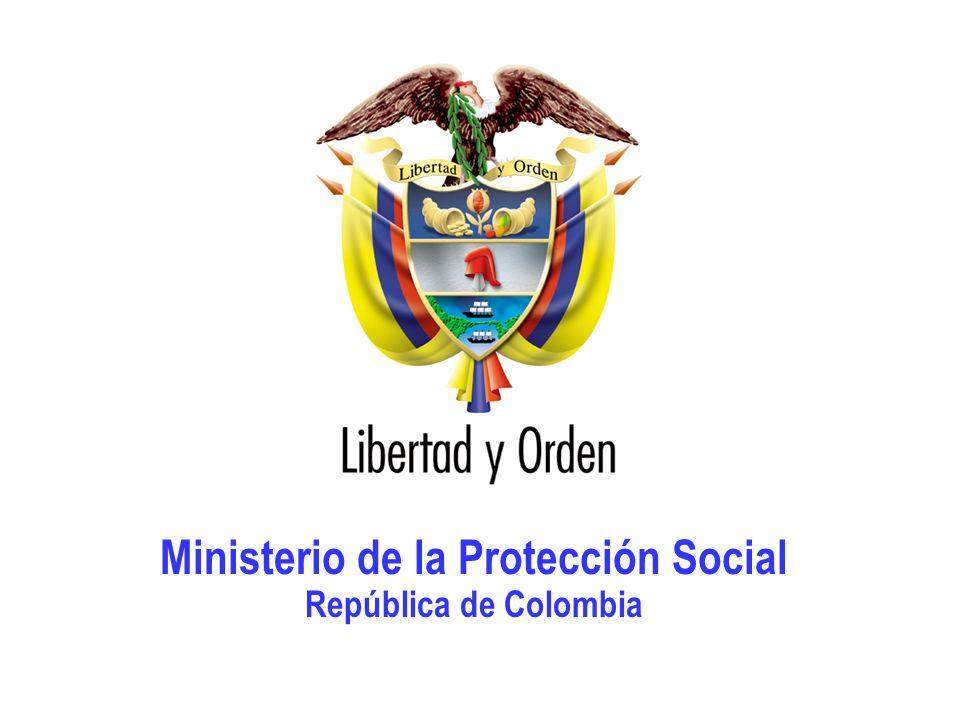 Ministerio de la Protección Social República de Colombia RECOMENDACIONES GATI HNIR Recomienda el uso de la audiometría tonal con registro de la vía aérea para las frecuencias de 500 -1000 -2000 -3000 -4000 -6000 -8000 Hz, en los programas de conservación auditiva.