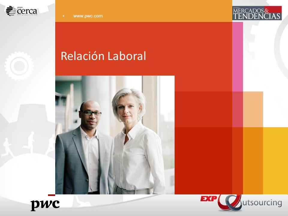Relación Laboral www.pwc.com