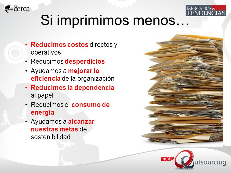 Optimice la arquitectura de sus dispositivos.Implemente prácticas eficientes.