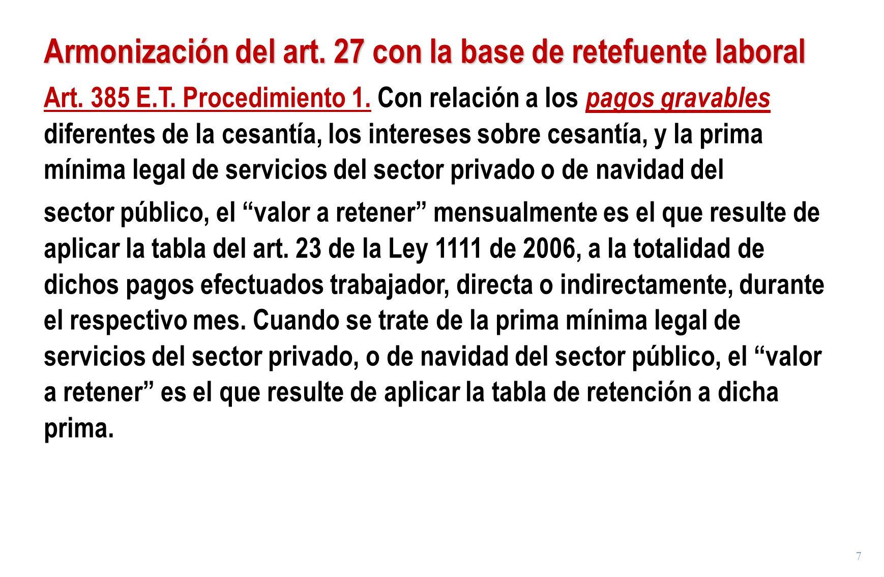 18 Tratamiento de las vacaciones f)Vacaciones anticipadas en colegios privados.