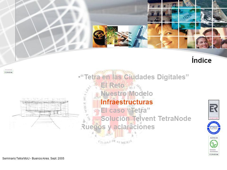 www.telvent.com Seminario Tetra MoU - Buenos Aires, Sept.
