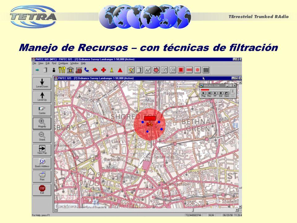 Soluciones de Localización y Rendimiento Comparativo Soluciones de precisión baja y de bajo costo – Diferencia de tiempo de llegada (Time difference of arrival – TDOA) – Diferencia de tiempo observado mejorado (Enhanced observed time difference – EOTD) Soluciones de precisión mediana y de costo mediano – GPS estándar – GPS asistido (Assisted GPS, A-GPS) – GPS con señales de baja intensidad Soluciones de alta precisión y de alto costo – GPS diferencial – Combinaciones de soluciones