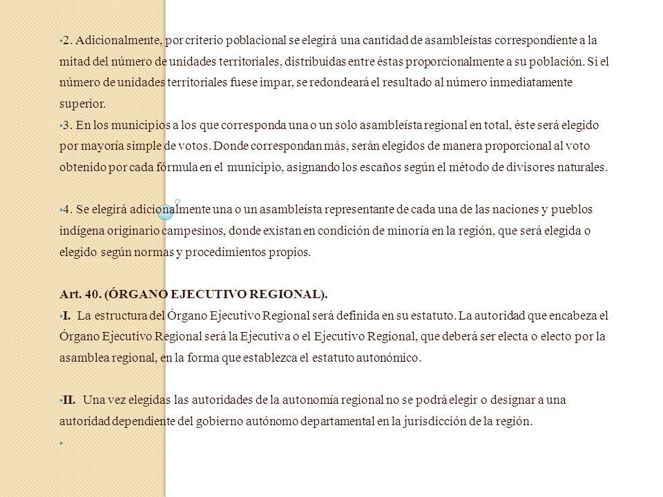 Ámbito competencial Ámbito competencial CPE - Artículo 301 La región, una vez constituida como autonomía regional, recibirá las competencias que le sean transferidas o delegadas.