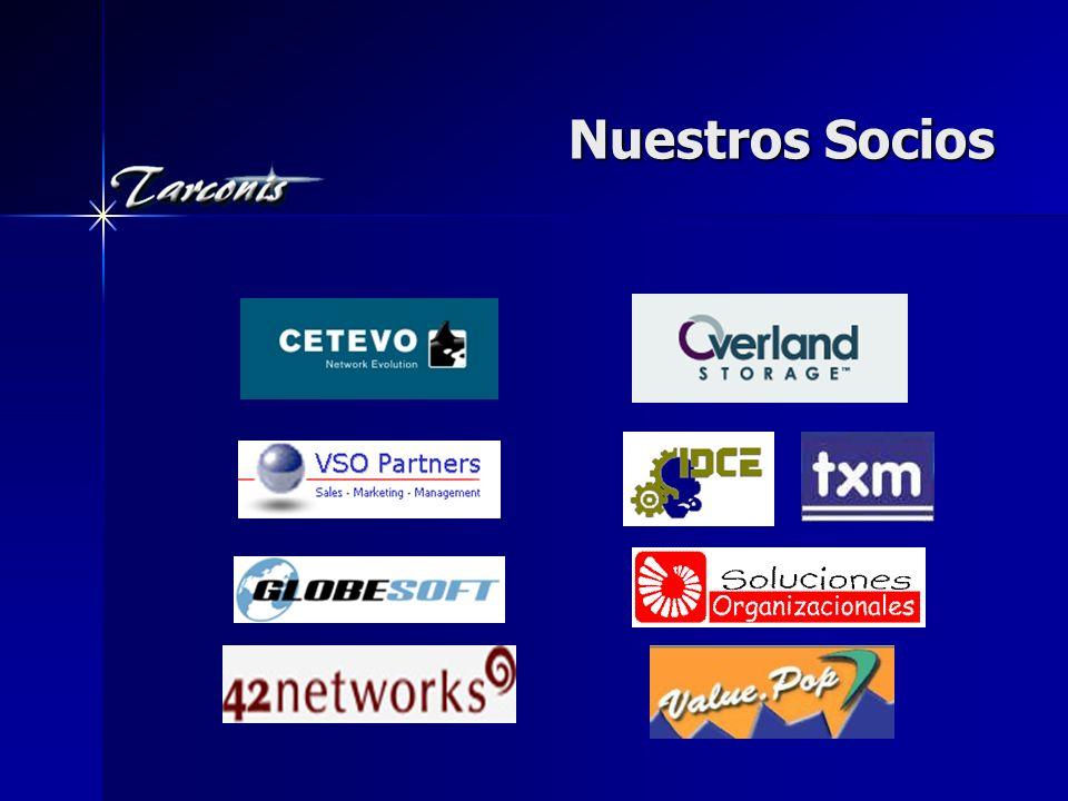 Contacto Tarconis Comunicaciones SA de CV E-mail: info@tarconis.com Apartado Postal No.65 Admin.