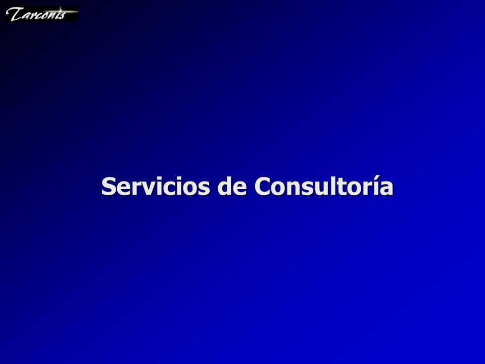 Servicios de Consultoría