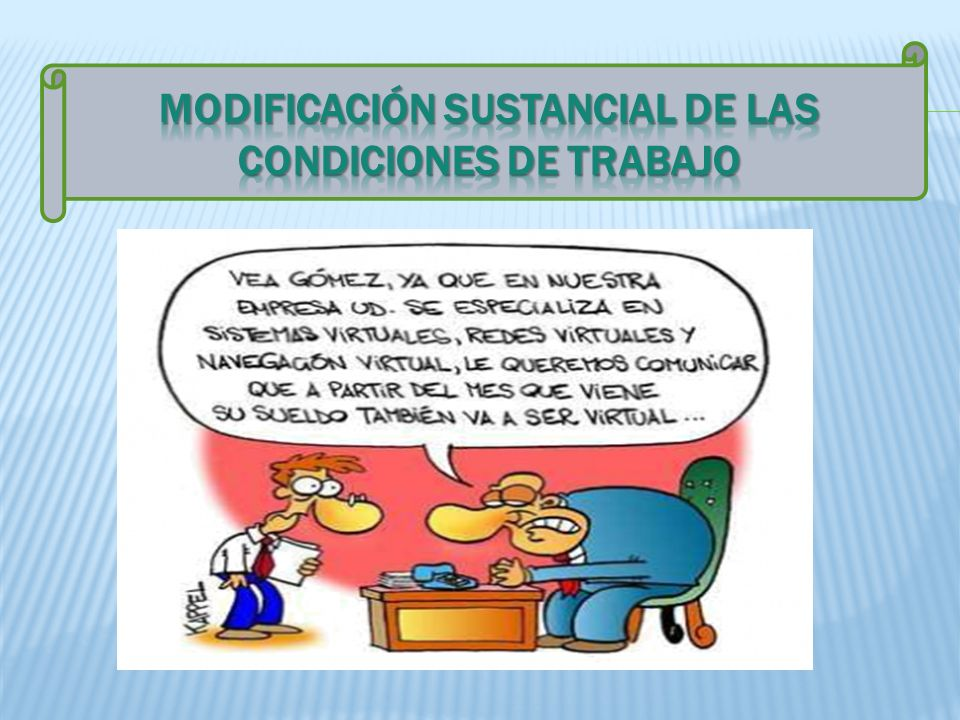 1º CAUSAS Y REQUISITOS DE LA MSCT ART.