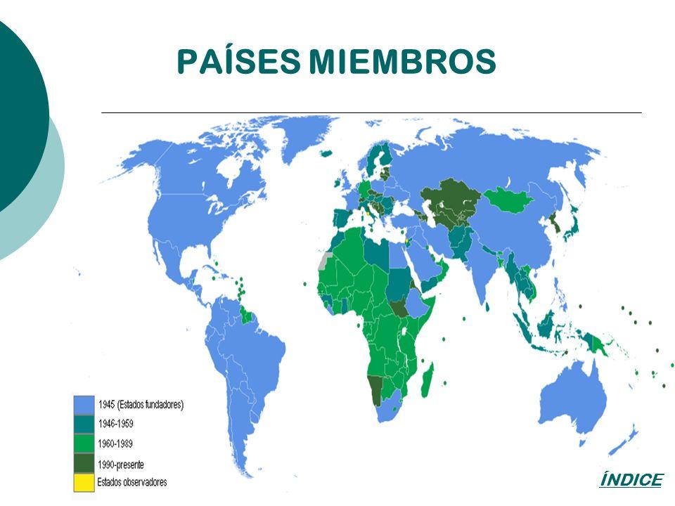 FUNCIONES o Arreglo pacífico de las diferencias.o Acción en caso de amenaza contra la paz.